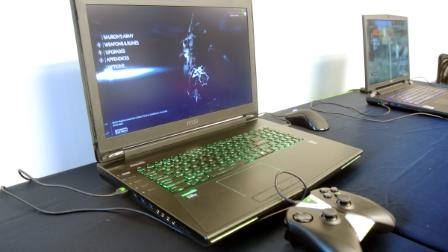 NVIDIA annuncia G-Sync anche per i notebook