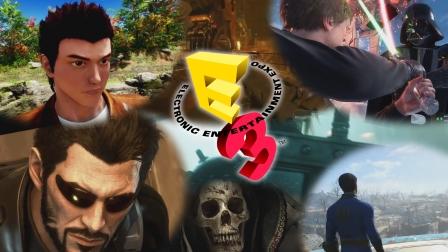 I 25 migliori videogiochi dell'E3 2015