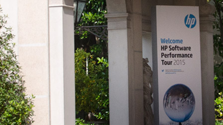 HP Software Performance Tour: oggi basta un'idea