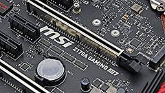MSI Z170A Gaming M7: per l'overclock, con Skylake