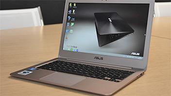 Asus ZenBook UX305: leggero e ricco, senza costare uno sproposito