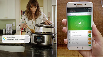 SmartThings di Samsung: IoT e il futuro è già realtà