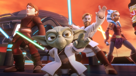 Disney Infinity 3.0: mondi Disney, Star Wars, Marvel e Pixar insieme