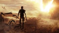 Mad Max: benzina, terra e fucili ora anche in un videogioco