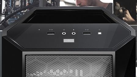 CM MasterCase Pro 5 recensione: il case diventa modulare