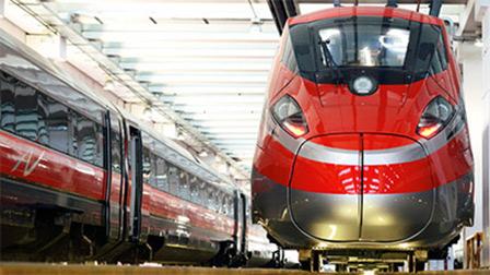 Frecciarossa 1000: un treno all'avanguardia anche nell'approccio alla manutenzione con SAP