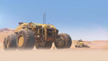 Homeworld Deserts of Kharak: ritorno all'RTS classico