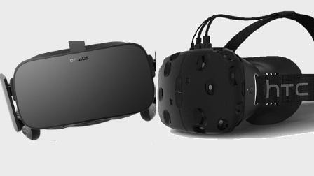 Oculus Rift vs HTC Vive: provati i due visori di realtà virtuale