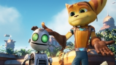 Il ritorno di Ratchet & Clank, su PS4 e al cinema