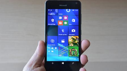 Lumia 650 recensione: Windows 10 Mobile, costruzione premium e prezzo contenuto