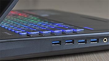 MSI GT72S 6QE Dominator Pro G: grande e potente per il videogiocatore