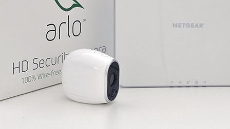 Netgear Arlo, videocamera di sorveglianza facile per tutti