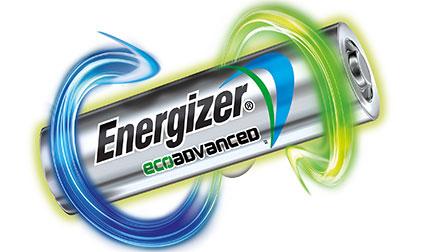 Energizer Eco-Advanced: la pila fatta di batterie riciclate
