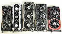 NVIDIA GeForce GTX 1070: 6 schede a confronto tra Founders e custom
