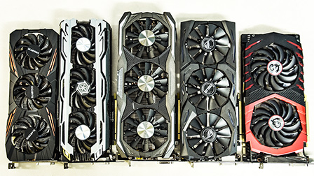 NVIDIA GeForce GTX 1070: 6 schede a confronto tra Founders e custom