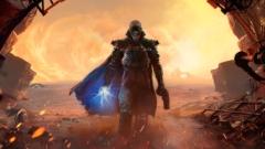 The Technomancer, un RPG di fantascienza ambientato su Marte