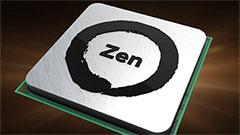 AMD mostra le CPU Zen per sistemi desktop e server