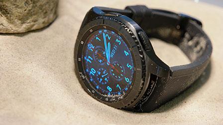 Samsung Gear S3 annunciato ufficialmente a IFA