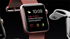 Apple presenta Watch Series 2, ecco cosa cambia e quanto costa