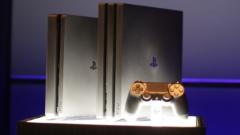Sony annuncia PS4 Pro per giochi a 4K a 399 Euro