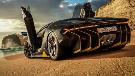 Forza Horizon 3: la serie per la prima volta al lancio su PC