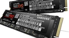 Samsung: ecco i nuovi SSD M.2 2280 PCIe 960 PRO e 960 EVO, prestazioni al top