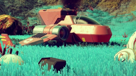 No Man's Sky: confronto PC/PS4