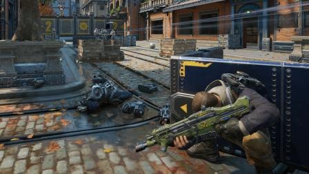 Gears of War 4 e Unreal Engine 4: confronto PC/Xbox One
