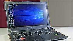 GigabyteP57X v6: il notebook da gaming con GeForce GTX 1070
