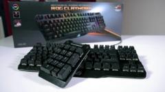 Asus ROG Claymore: la tastiera modulare per i giocatori