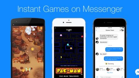 Facebook Instant Games: i 17 giochi al lancio