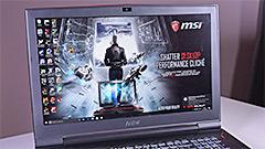 MSI GT73VR 6RF Titan Pro: GeForce GTX 1080 in un notebook