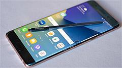 Galaxy Note 7: Samsung rivela perché la batteria esplodeva