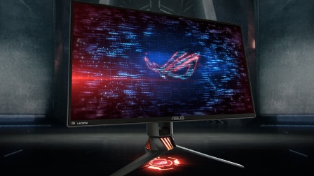 ASUS ROG Swift PG258Q: uno dei primi monitor a 240Hz