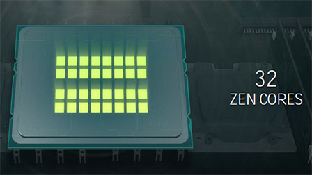 Zen anche nel datacenter: primi bench per un server con CPU AMD Naples