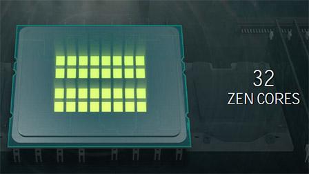 Zen anche nel datacenter: primi bench per un server con CPU AMD Naples
