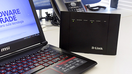 D-Link AC1200 DSL-3782: rete wireless veloce a buon mercato