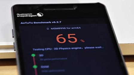 Anteprima Benchmark: Qualcomm Snapdragon 835 Mobile Platform