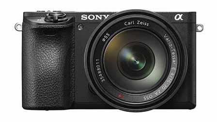Sony A6500, ancora più veloce e… stabilizzata