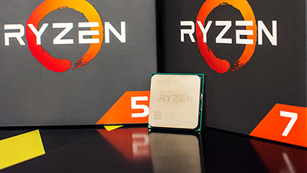 AMD Ryzen 7 e Ryzen 5 in test: 17 CPU a confronto