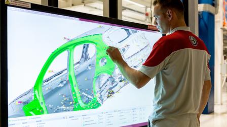 Alfa Romeo: a Cassino la fabbrica 4.0 grazie alla collaborazione con Samsung
