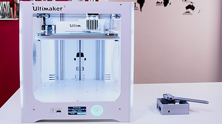 Ultimaker 3: alla prova la stampante 3D a filamento con doppio ugello retrattile