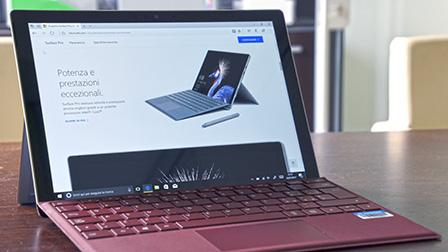Microsoft Surface Pro: siamo alla generazione n°5