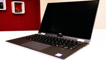 Dell XPS 13, 2-in-1 tra i più compatti