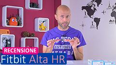 Fitbit Alta HR: ottima fitness band, peccato non poterla portare in piscina