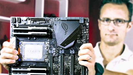 AMD Ryzen Threadripper 1950X e 1920X: la battaglia dei 16 core