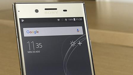 Sony Xperia XZ Premium recensione, smartphone in 4K
