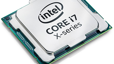 Intel Core i7-7820X: octa core in salsa Skylake-X