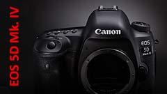 Canon EOS 5D Mark IV, la prova completa