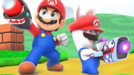 Mario + Rabbids: Super Mario sviluppato in Italia
